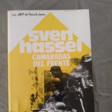 Militaria: CAMARADAS DEL FRENTE SVEN HASSEL. Lote 194288726