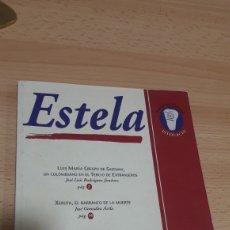 Militaria: REVISTA ESTELA. ARTÍCULOS DE LA LEGION, REGULARES, GUERRA CIVIL Y FERMIN Y GALAN. Lote 194319108