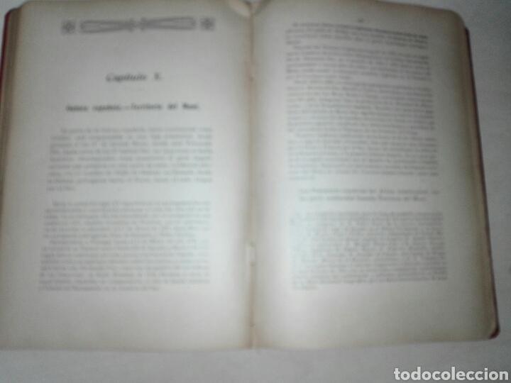 Militaria: ESTUDIOS GEOGRAFICOS.Marruecos .Posesiones españolas en Africa. Por D. LEON MARTIN Y PEINADOR - Foto 5 - 194346171