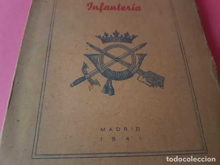 Militaria: ESCUELA DE APLICACION Y TIRO DE INFANTERIA, AÑO 1941. - Foto 2 - 194347336