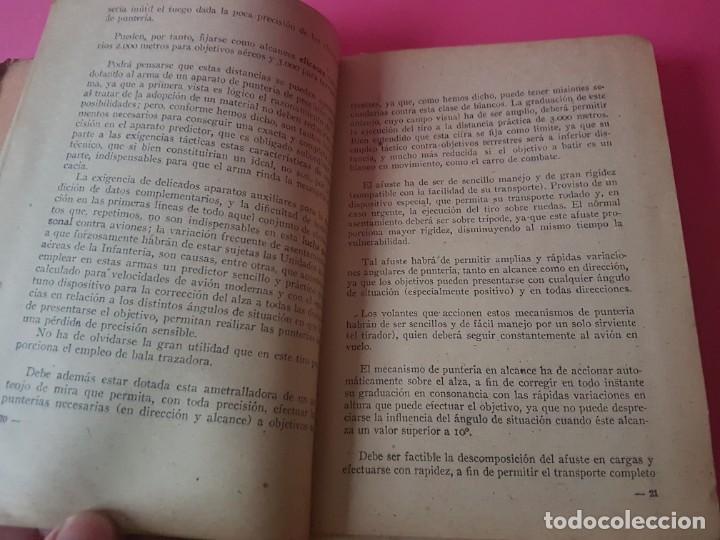 Militaria: ESCUELA DE APLICACION Y TIRO DE INFANTERIA, AÑO 1941. - Foto 18 - 194347336