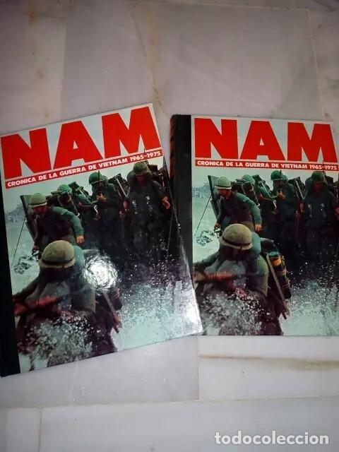 ENCICLOPEDIA CRONICA DE LA GUERRA DE VIETNAM (Militar - Libros y Literatura Militar)