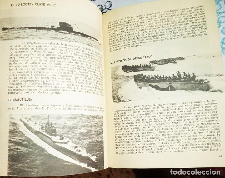 Militaria: LOS PRINCIPALES MEDIOS BÉLICOS POR TIERRA MAR Y AIRE EN LA 2ª GUERRA MUNDIAL SELECCIONES DEL READER´ - Foto 2 - 194538397