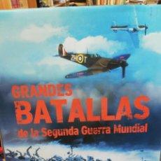 Militaria: GRANDES BATALLAS DE LA SEGUNDA GUERRA MUNDIAL . Lote 194575293