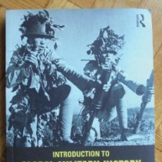 Militaria: INTRODUCTION TO GLOBAL MILITARY HISTORY: 1775 TO THE PRESENT DAY .-BLACK, JEREMY. Lote 194694120