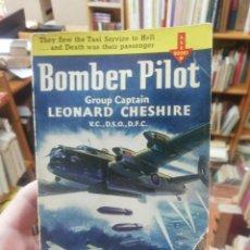 Militaria: BOMBER PILOT. LEONARD CHESHIRE. Lote 194706996