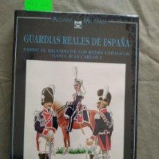 Militaria: GUARDIAS REALES DE ESPAÑA, UNIFORMES. Lote 194759872