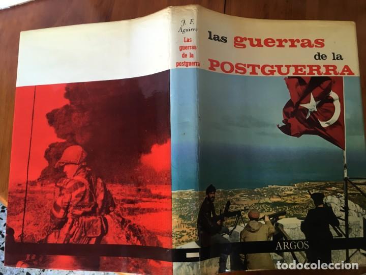 LIBRO LAS GUERRAS DE POTSGUERRA ENCICLOPEDIA DE ARGOS (Militar - Libros y Literatura Militar)