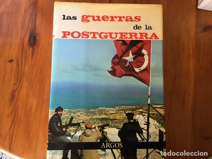 Militaria: libro las guerras de potsguerra enciclopedia de argos - Foto 2 - 194787240
