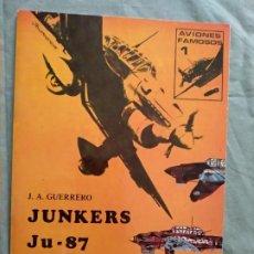 Militaria: JUNKERS JU 87 STUKA SAN MARTIN. Lote 194925030