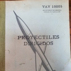 Militaria: PROYECTILES DIRIGIDOS. Lote 194971168