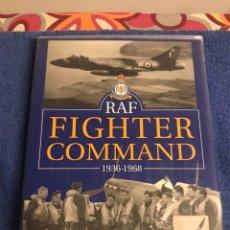 Militaria: LIBRO SOBRE EL MANDO DECOMBATE DE LA FUERZA AEREA INGLESA EN LA SEGUNDA GUERRA MUNDIAL. Lote 194977151