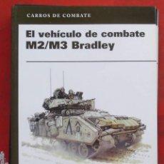 Militaria: EL VEHÍCULO DE COMBATE M2/M3 BRADLEY. Lote 194980725