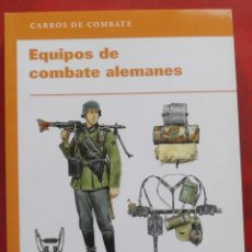 Militaria: EQUIPOS DE COMBATE ALEMANES. Lote 194980742