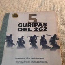Militaria: 5 GURIPAS DEL 62. EDICIÓN LIMITADA Y NUMERADA. Lote 194987710