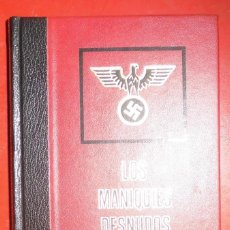Militaria: MANIQUÍES DESNUDOS. Lote 195065560