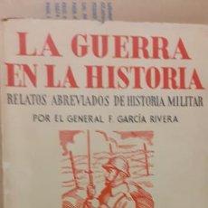Militaria: LA GUERRA EN LA HISTORIA. VERDUN 1916. ED JUVENTUD. Lote 195102232