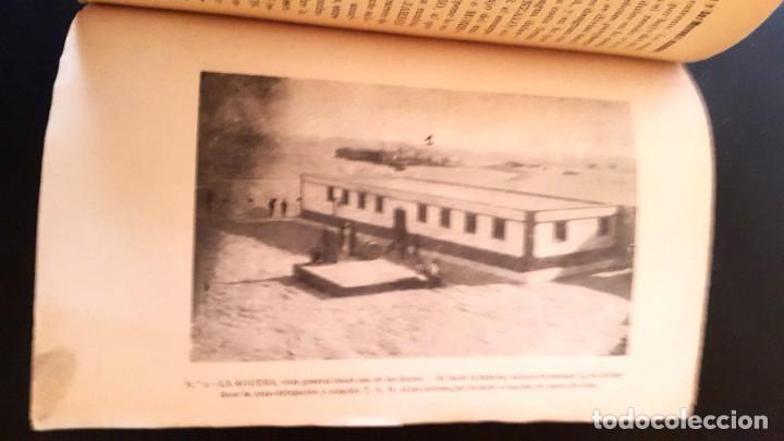 Militaria: EL SAHARA Y SUR MARROQUI ESPAÑOLES - 1ª Edición 1931 - VICENTE Y JOSÉ GUARNER - Foto 2 - 195176813