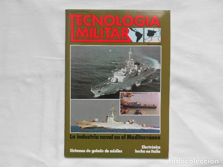 REVISTA TECNOLOGIA MILITAR Nº 9 - 1986 (Militar - Libros y Literatura Militar)
