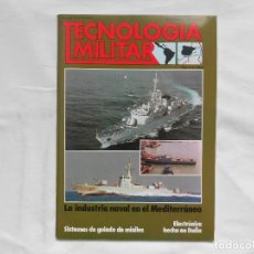 Militaria: REVISTA TECNOLOGIA MILITAR Nº 9 - 1986. Lote 195179687