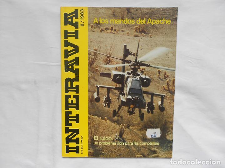 REVISTA INTERAVIA - MILITAR - Nº 8 - 1983 (Militar - Libros y Literatura Militar)