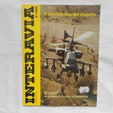 Militaria: REVISTA INTERAVIA - MILITAR - Nº 8 - 1983. Lote 195180188