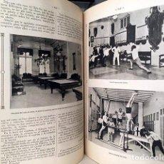 Militaria: CENTRO DEL EJÉRCITO Y DE LA ARMADA (1917) BOSQUEJO HISTÓRICO, CATÁLOGO (PALACIO DE MONTIJO; GRAN VÍA. Lote 195183391