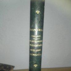 Militaria: EL SCHNEIDER DE CAMPAÑA MOD .1906. Lote 195242010