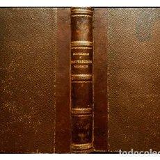 Militaria: VILLAMARTIN, FRANCISCO. OBRAS SELECTAS DE... COMANDANTE DE LA INFANTERÍA... 1883.. Lote 195277727
