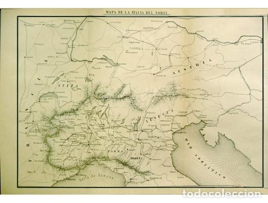 Militaria: VILLAMARTIN, Francisco. Obras selectas de... Comandante de la Infantería... 1883. - Foto 4 - 195277727