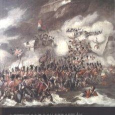 Militaria: DEFENSA DE SAN SEBASTIÁN POR LAS TROPAS FRANCESAS EN 1813. JACQUES BELMAS. Lote 195283935