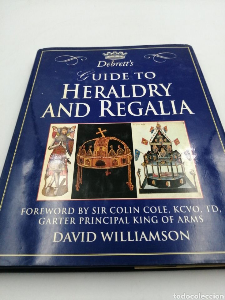 GUIDE TO HERALDRY AND REGALIA (Militar - Libros y Literatura Militar)