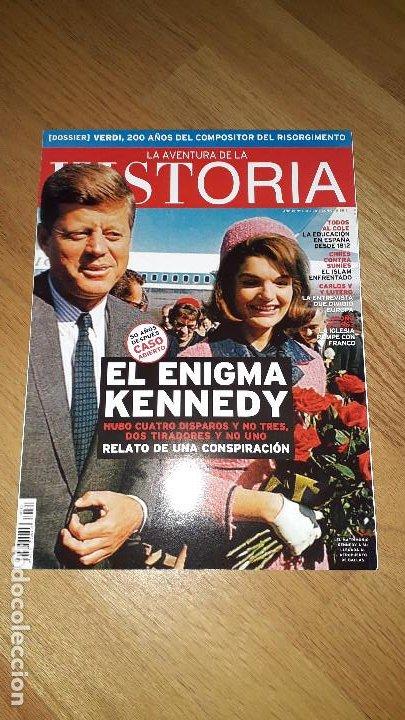 LA AVENTURA DE LA HISTORIA: EL ENIGMA DE KENNEDY (Militar - Libros y Literatura Militar)