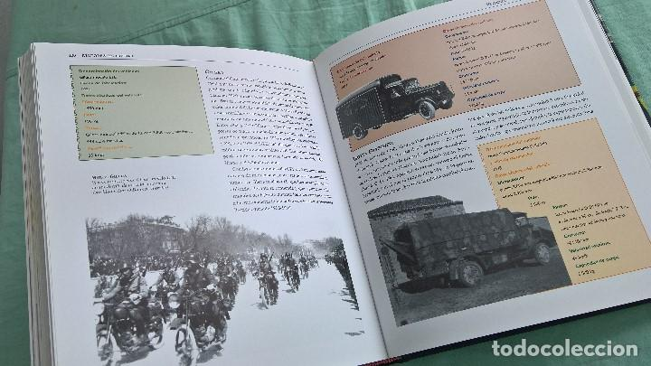 Militaria: Motores en Guerra..Guerra Civil..coches , camiones , tractores,orugas.. - Foto 3 - 195377888