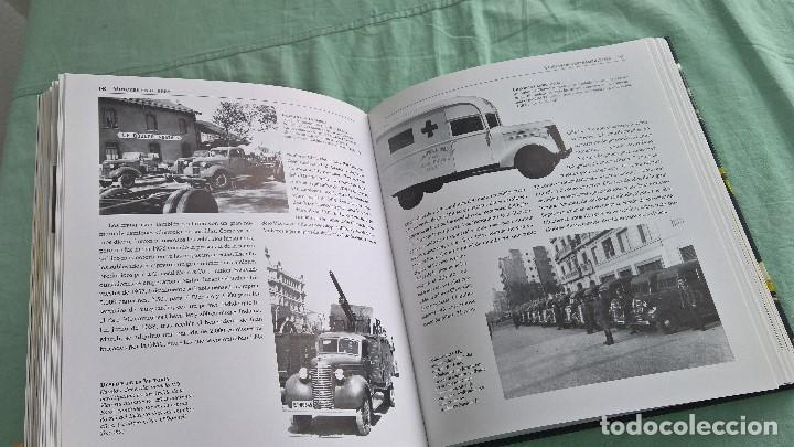 Militaria: Motores en Guerra..Guerra Civil..coches , camiones , tractores,orugas.. - Foto 6 - 195377888