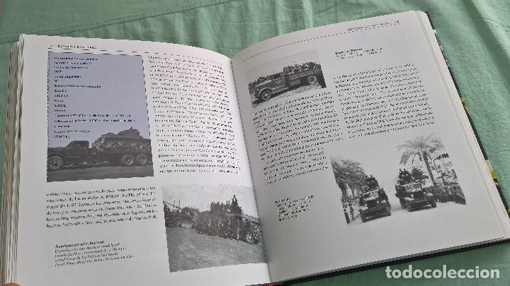 Militaria: Motores en Guerra..Guerra Civil..coches , camiones , tractores,orugas.. - Foto 7 - 195377888
