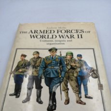 Militaria: THE ARMED FORCES OF WORLD WAR II. Lote 195378871