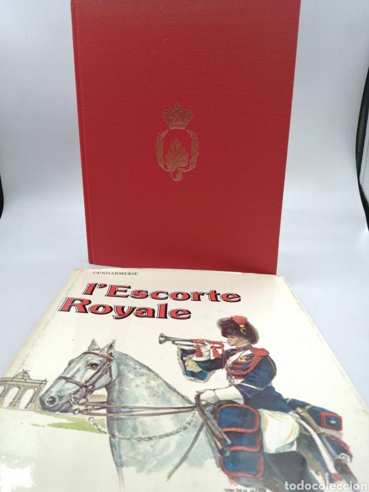 L'ESCORTE ROYALE. NUMERADO 187 (Militar - Libros y Literatura Militar)