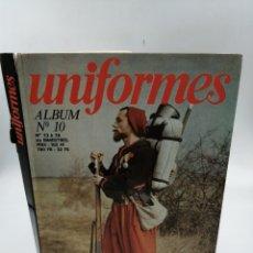 Militaria: UNIFORMES REVISTA MILITAR FRANCÉS. Nº10. Lote 195382378