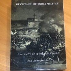 """Militaria: """"LA GUERRA DE LA INDEPENDENCIA"""" UNA VISION MILITAR. Lote 195428532"""
