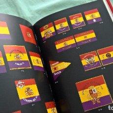 Militaria: BANDERAS DE LA GUERRA CIVIL..NACIONALES Y REPUBLICANAS... Lote 195447537