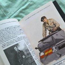 Militaria: LEGION CONDOR..LOS HOMBRES DE VON THOMA..CARROS, TANQUES, PANZER..GUERRA CIVIL. Lote 195450958