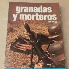 Militaria: GRANADAS Y MORTEROS. Lote 195524278