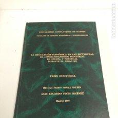 Militaria: LA REGULACIÓN ECONÓMICA EN LAS DICTADURAS. Lote 196938635