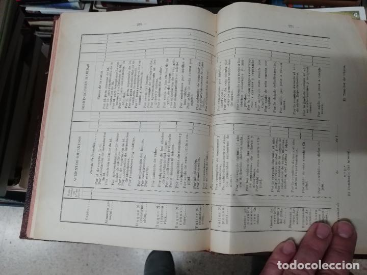 Militaria: REGLAMENTO DE CONTABILIDAD DEL MATERIAL DE ARSENALES. 1895 . TODO UNA JOYA!! - Foto 13 - 198168002
