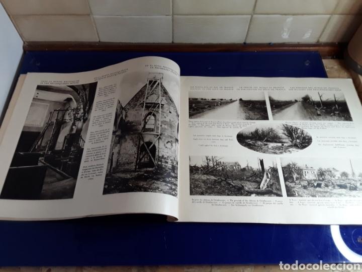 Militaria: Documento de la sección fotográfica de la armada francesa (año 1917)primera guerra mundial n°6 - Foto 2 - 198977116