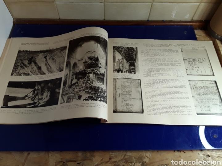 Militaria: Documento de la sección fotográfica de la armada francesa (año 1917)primera guerra mundial n°6 - Foto 3 - 198977116