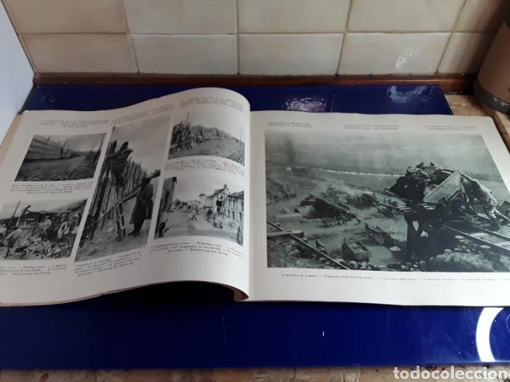 Militaria: Documento de la sección fotográfica de la armada francesa (año 1917)primera guerra mundial n°7 - Foto 2 - 198977285