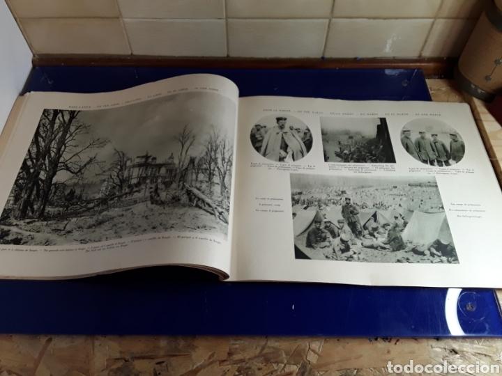 Militaria: Documento de la sección fotográfica de la armada francesa (año 1917)primera guerra mundial n°7 - Foto 3 - 198977285