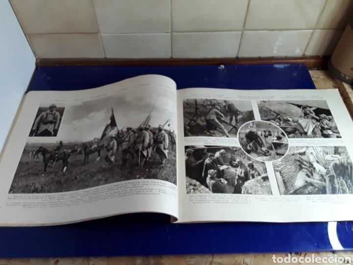 Militaria: Documento de la sección fotográfica de la armada francesa (año 1917)primera guerra mundial n°8 - Foto 2 - 198977462